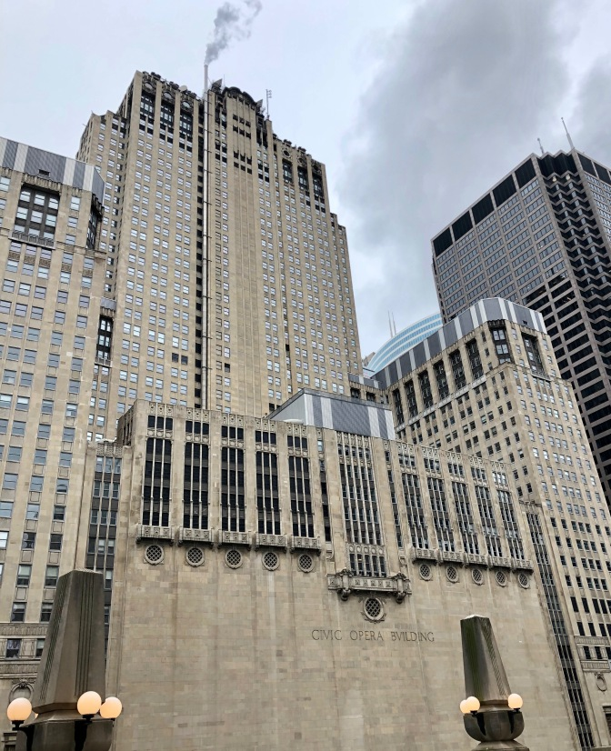 Chicago's Civic Opera House, 2019. Photography by Curt Whitacre.